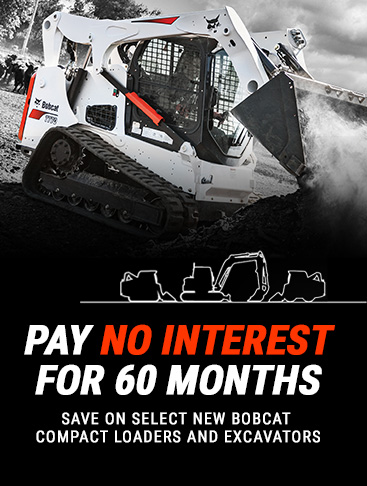 bobcat excavators loaders