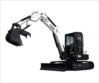 bobcat excavator equipment for sale at Drumheller Bobcat of the badlands in Canada