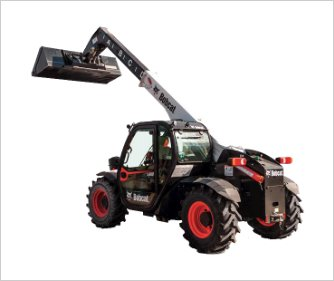 bobcat telehandler for sale at Drumheller Bobcat of the badlands in Canada